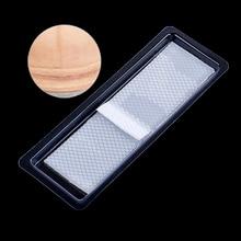 1 шт силиконовый гель шрам лист удаление патч многоразовый гель от угрей шрам терапия лист ремонт кожи
