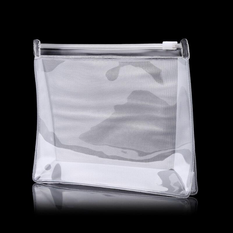 1 Stücke Anti Statische Wasserdicht Transparent Eva Kosmetik Tasche Reise Make-up Veranstalter Ein GefüHl Der Leichtigkeit Und Energie Erzeugen