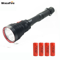 26650 Diving Flashlight 3 Mode XHP70 LED Torch Flash Light 31100LM for Diver Hunting Camping Hiking Lanterna IP88 Waterproof