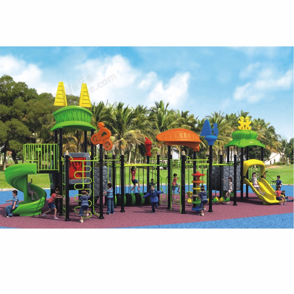 Multi-functional composite slide amusement combined outdoor playground for park OUT1637 with CE,TUV certificatesMulti-functional composite slide amusement combined outdoor playground for park OUT1637 with CE,TUV certificates