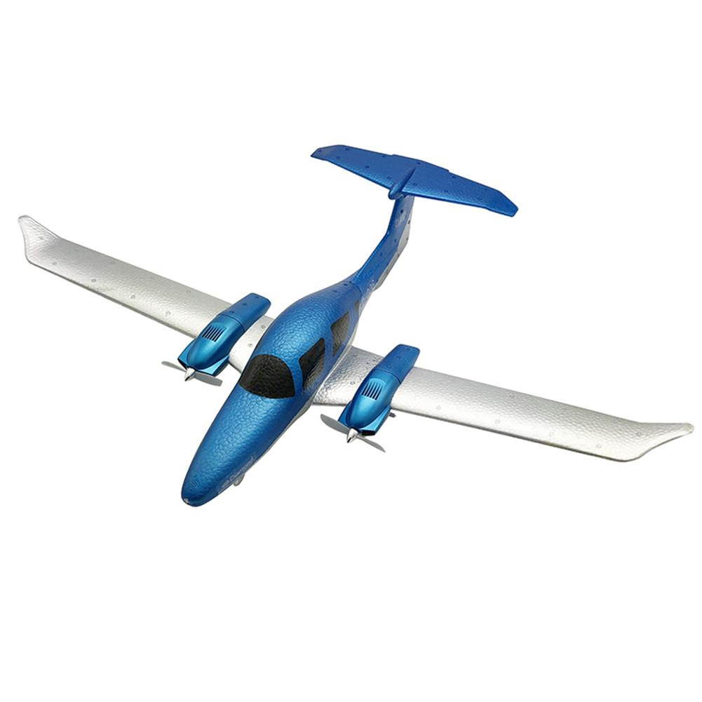DIY Fixed Wing EPP RC Plane Foam Remote Control Aircraft GD006 Family Fun Puzzle Toy Christmas Gifts For Children