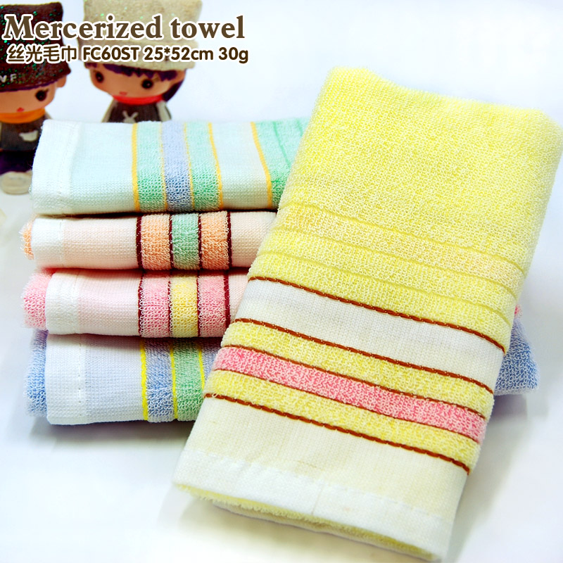 Exquisite Design Non Twisted Cotton Baby Wash Towels Small