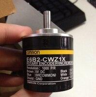 NEW For OMRON E6B2 CWZ1X 1000P R Rotary Encoder E6B2CWZ1X 1000 WFH DH Ehehfv DHC