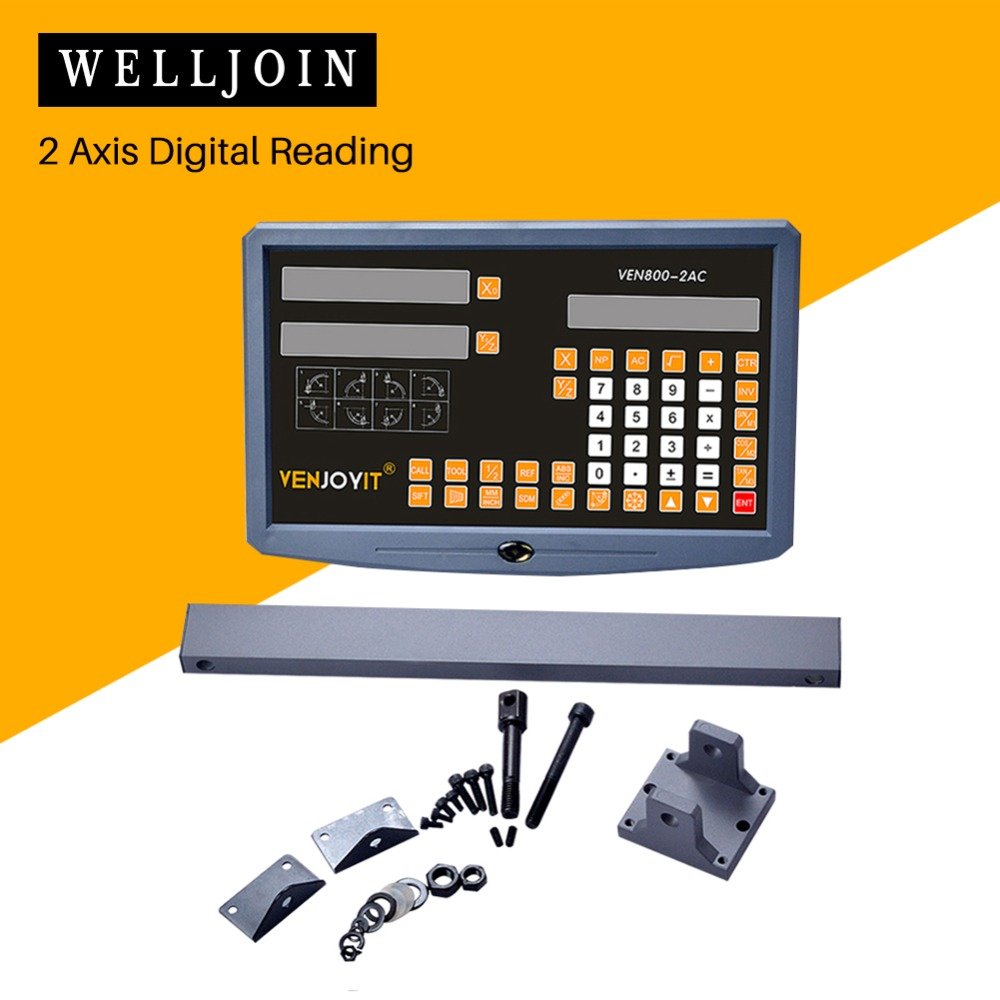 Measuring machine 2 axis digital readout displayMeasuring machine 2 axis digital readout display