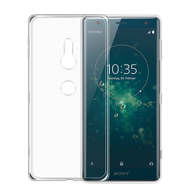 For-Sony-Xperia-XZ2-Premium-XZ2-Compact-Slim-Soft-TPU-Gel-Silicone-Clear-Back-Case-For (1)