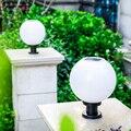 Солнечный свет колонки открытый Морден сад пейзаж лампа безопасности водонепроницаемое освещение для виллы  двора  столба  клеймо  и т. Д.