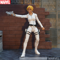 The Avengers Shield Agent 13 Sharon Carter Sharon Carter Doll toys Action Figure