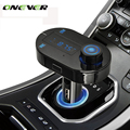 T9S Car Mp3 Player Wireless Bluetooth Fm Transmitter FM Modulator HandsFree Car Kit A2DP USB Charger for iPhone Samsung