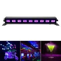 100 Brand New UV Black Light AC90V 240V Led Stage Light Wall Washer Lights For Party