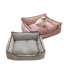 Jormel Paw Pet Sofa Dog Beds Waterproof Bottom Soft Fleece Warm Cat Bed House Petshop cama perro
