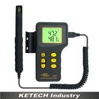 Smart Sensor AR847 Humidity Temp Meter Temperature Meter Environment Tester