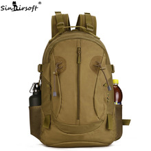 SINAIRSOFT Outdoor 40L Sports Bag Tactical Backpack Military Hunting Camping Climbing Fishing bag Unisex Travel LY0036