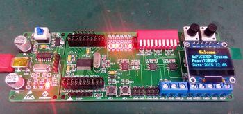 DSPIC development board, DSPIC33EP development board, DSP experimental board, dSPIC33EP series development board