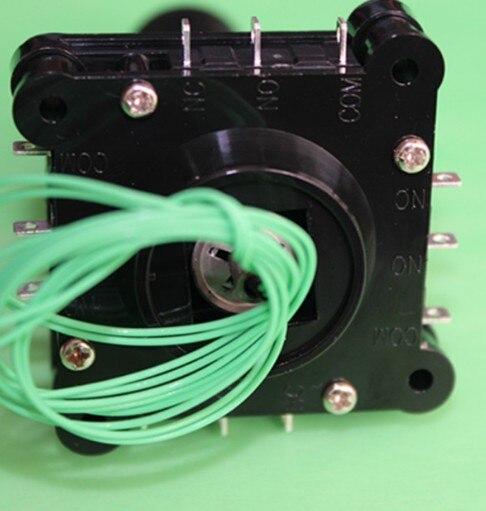 [VK] bouton ORIGINAL interrupteur poignée levier CV4A-YQ-05R2G-BM CV4A SPB ceinture anti-poussière interrupteur à bascule