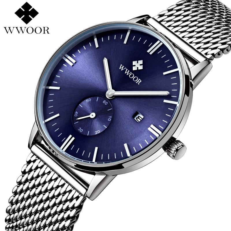 wwoor top brand s quartz water resistant