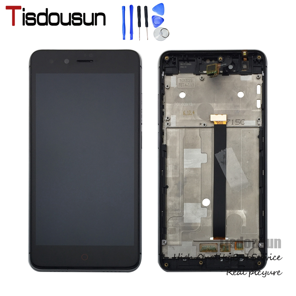 For ZTE Nubia Z11 mini LCD Display and Touch Screen ...