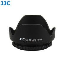 JJC Universal Standard Zoom Lens Hood 49mm 52mm 55mm 58mm 62mm 67mm 72mm 77mm Camera Lens Protector