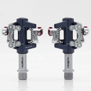 Image 3 - Wellgo Xpedo XMF07AC MTB Mountain Bike Pedal Clipless Pedals With Cleats SPD Compatible