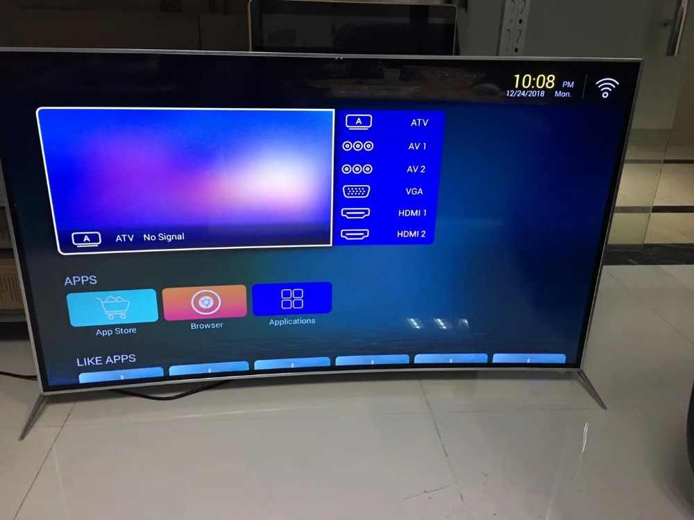 smart tv led 4k full hd oem 32 43 50