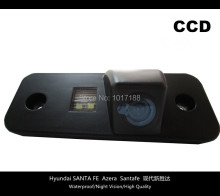 HD!! Car Rear View Parking CCD Camera For Hyundai SANTA FE / Azera / Santafe