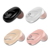 S750 Bluetooth Headset Mini Wireless Unsichtbar Sport In ohr Micro Stereo Sound Kopfhörer Musik Wiedergabe Hohe Qualität