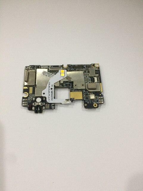 Original Usado Motherboard Placa Base 4G RAM + 32G ROM Para Umi Plus Octa MTK 5.5 Inch Helio P10 núcleo 1920x1080 Envío Libre