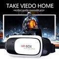3D VR КОРОБКА 2.0 Обновлен Экологические Удобные Материалы Виртуальная Реальность 3D Очки + Беспроводной Геймпад Близорукость Поддержки Пользователей