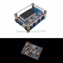 New 1.2 V To 12V 18650 Battery Capacity Tester Protection Voltage Ammeter Cover
