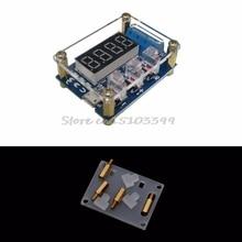 Nouveau 1.2 V à 12V 18650 batterie capacité testeur Protection tension ampèremètre couverture
