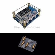 Nuovo 1.2 V A 12V 18650 Capacità Della Batteria Tester di Tensione di Protezione Amperometro Copertura