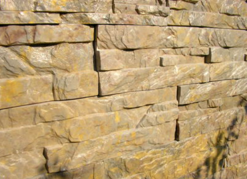 Plastic Molds for Concrete Plaster Cement Wall Stone Tiles Plaster ...