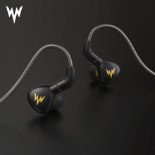 A15 Pro HiFi Bass Hi res słuchawki metalowe słuchawki douszne dynamiczne słuchawki douszne hi res ze złącze mmcx 3.5mm sportowe słuchawki basowe