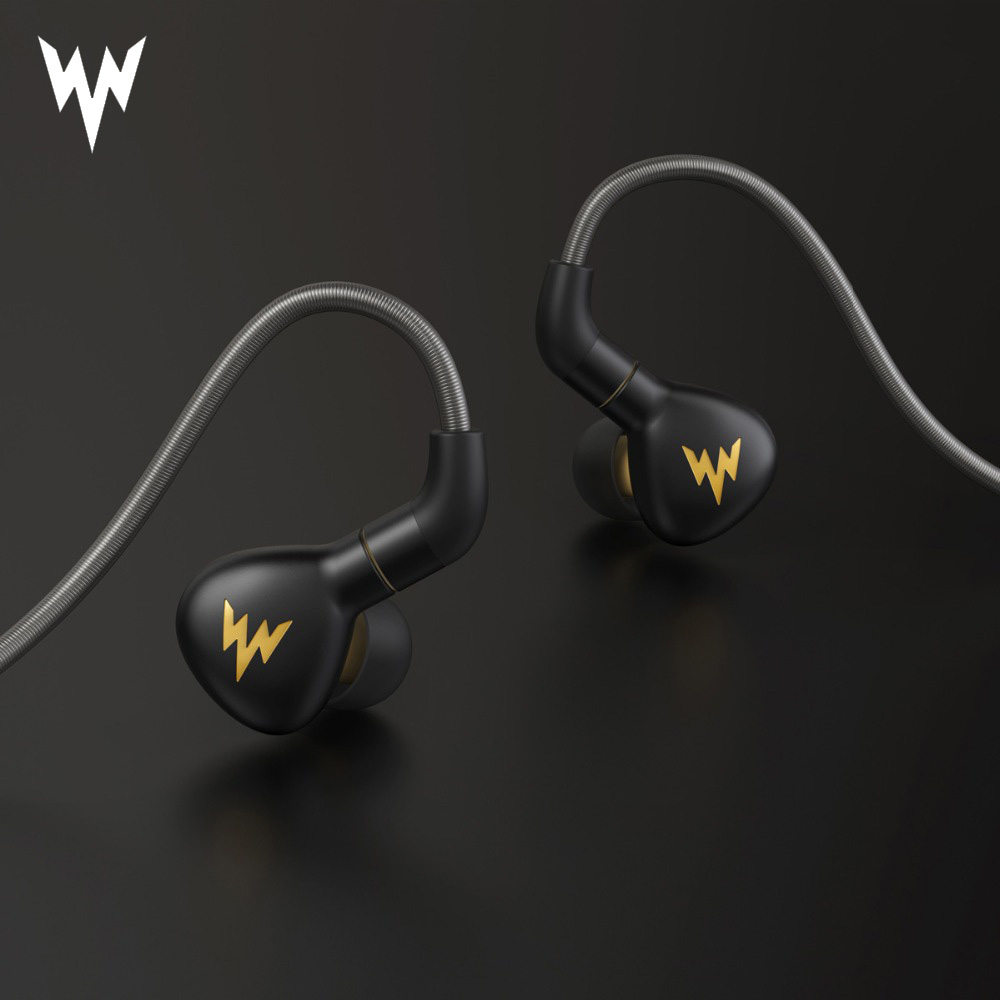 A15 Pro HiFi basse salut res écouteurs métal dans l'oreille casques dynamique hi-res écouteurs avec connecteur MMCX 3.5mm Sport basse écouteurs
