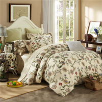 Noble Bedding Set 4pcs 100 Egyptian Cotton Duvet Quilt Covers Bed Sheet Comforters Bedclothes Coverlet Bedcover