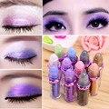 Горячая распродажа макияж 11 цветов природный световой теплые цвета составляют бал-блеск флуоресценции тени порошок V344 # 1 шт.