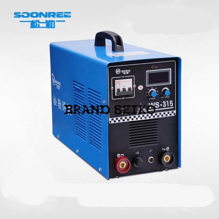 Ws-315 Industrial Type Inverter Dc Water Cooled Argon Arc / Manual 380v Dual Purpose Electric Welding Machine arc 315 r14