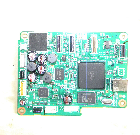 main board PRINTER MAINBOARD FOR CANON IP4980 TESTED IN GOOD WORKING SITUATION 42c8019 server board system board mainboard for x100 tested working