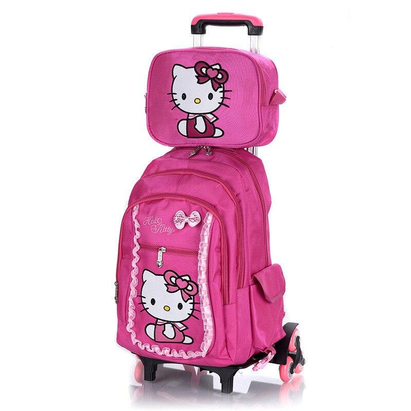 Сумка-тележка со съемным рюкзаком мода на рюкзаки 2015 фото
