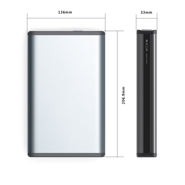 MAXOAK power bank 50000mah 6 output port DC12V/2.5A DC20V/5A notebook power bank can charger laptop, tablet,mobile phone 5