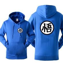 Dragon Ball Z Goku Symbol Hoodies Sweatshirts (6 colors)