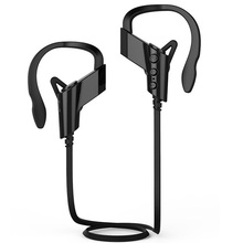 GDLYL Working Headset Mini Wi-fi Bluetooth Earphone Bass Sport Headphones With Mic Gaming Ear hook Arms Free hifi Earbuds