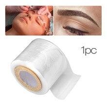 1BOX Permanent Eyebrow Film Liner Makeup Wrap Plastic Preservative Tattoo Accessory Supplies