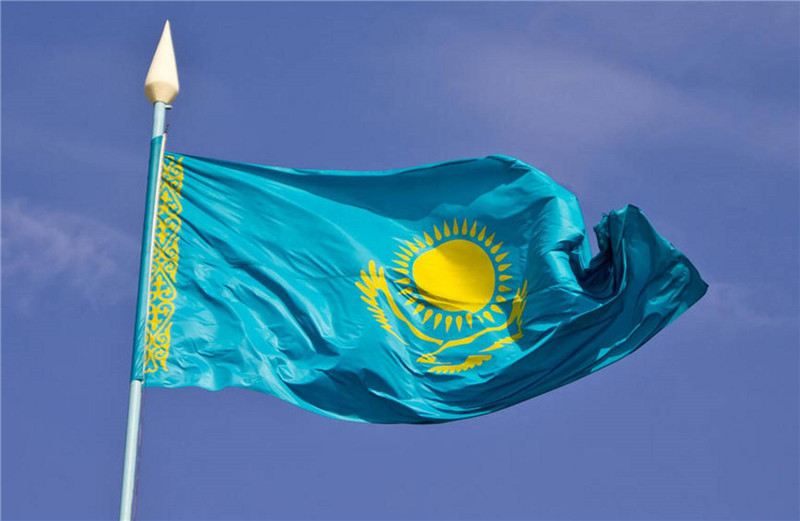 High quality flags and banners Kazakhstan National Flag ...