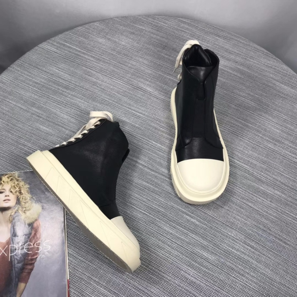Chaussures Manières Silla Talon En Cuir Antiques Fond Bottes Black red Place Dentelle Femme Dirigeants Flatform Véritable Mode Casual Cheville Épais Restaurer 4XXOgBq
