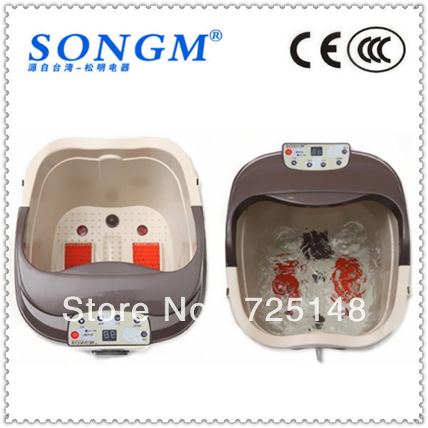 Ozone Inflatable foot bath foot massage machine