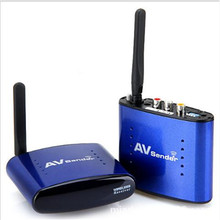 5.8G digital set-top box wireless sharing device Wireless AV 200 meters Good anti-interference performance support PAL/NTSC