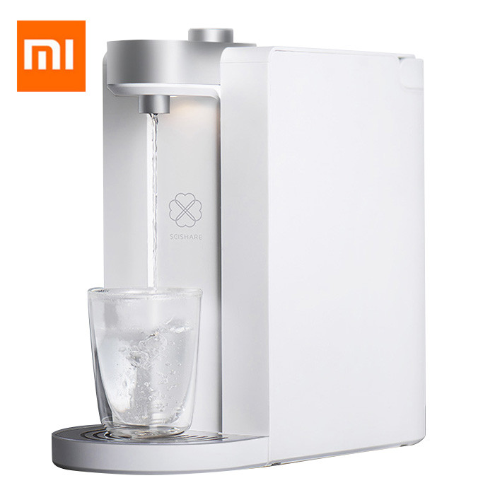Xiaomi SCISHARE 1800ML Smart Heating Water 3 Seconds Water For A Variety Of Cup-Type Household Appliances Capacity NewXiaomi SCISHARE 1800ML Smart Heating Water 3 Seconds Water For A Variety Of Cup-Type Household Appliances Capacity New