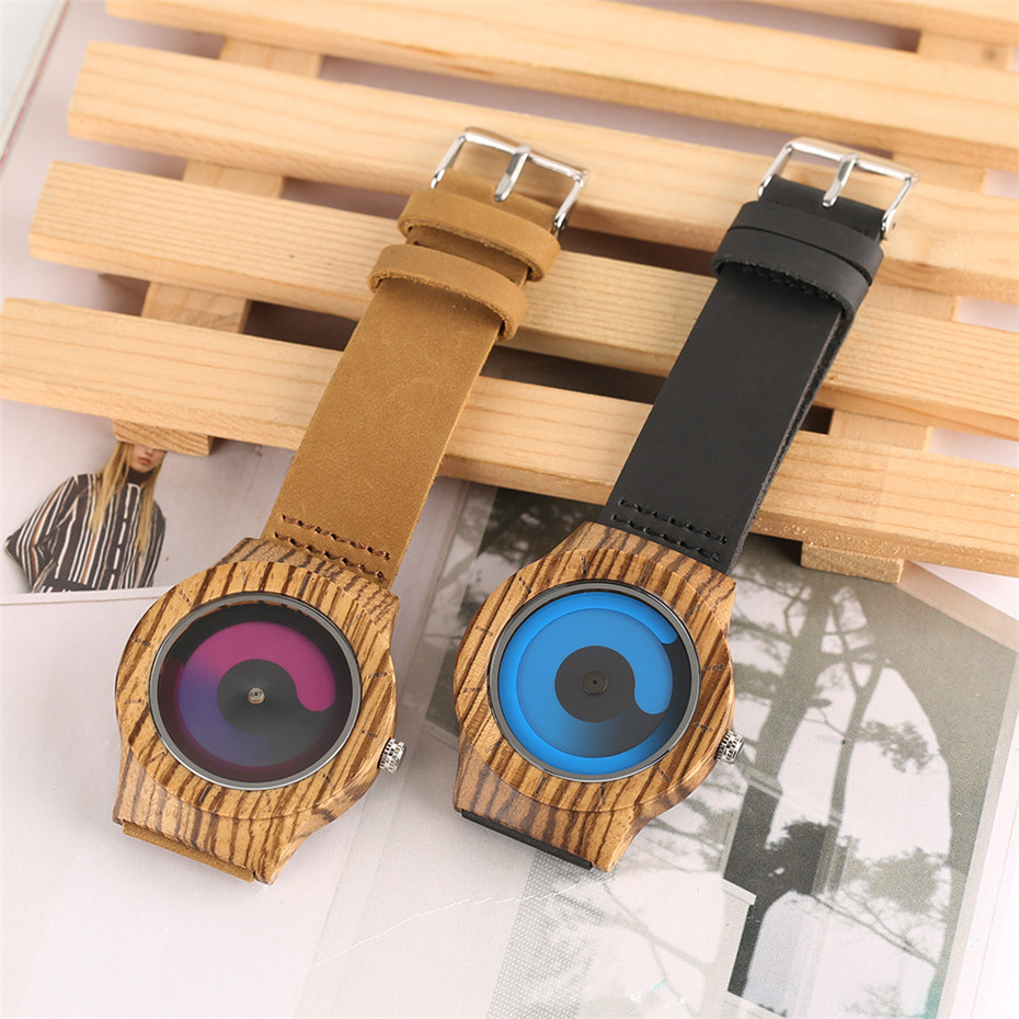nature wood watch creative watches men24