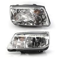 For VW MK4 Jetta Bora 1998 2004 Car Headlight Headlamp Bulbs Cover Replacement Transparent Plastic Car Light Cover Accessories