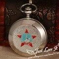 2016 A nova cadeia curta prata mecânica pocket watch preço baixo boa qualidade do vintage clássico Soviético BOLCHEVIQUE Russo Do Vintage